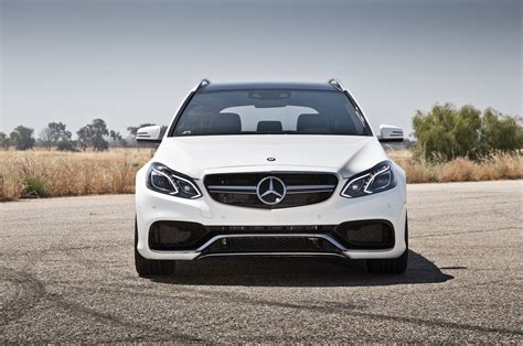 2018 Mercedes Benz E63 Amg S Model 4matic Wagon First Test