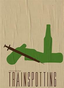 Trainspotting Minimalist Poster by Twosaxy on DeviantArt