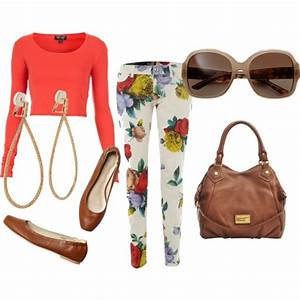 20 Cute Spring and Summer 2015 Polyvore Outfits - London