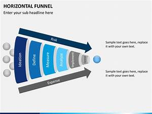 Horizontal Funnel Powerpoint Template