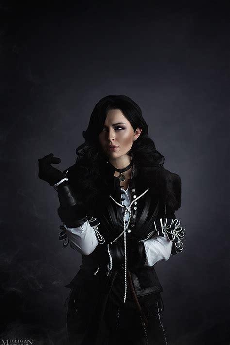 witcher yennefer  milliganvick  deviantart