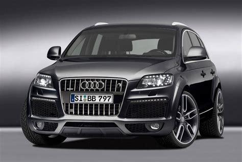 B&b Audi Q7 V12 Tdi Tuning