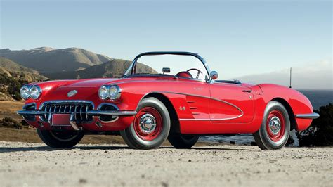 Cars Chevrolet Corvette Classic Cars Wallpaper