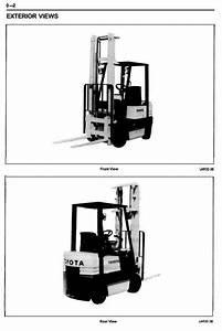 Toyota Lpg Forklift Truck 30