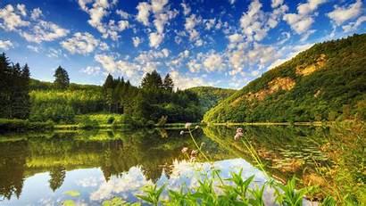 Summer Landscape Wallpapers Breathtaking Widescreen Wallpapersafari