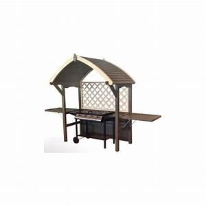 Abri Pour Barbecue Exterieur : abri pour barbecue convertible en banc rowlinson ~ Premium-room.com Idées de Décoration