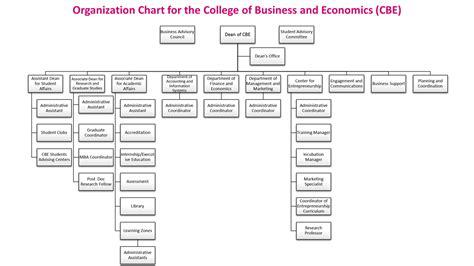 organization structure qatar university