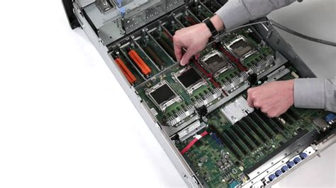 dell poweredge  removeinstall system board youtube
