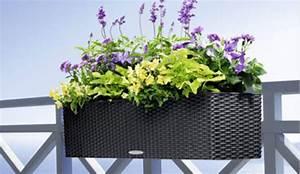 Grande Jardiniere Pas Cher : des jardini res en r sine tress e ~ Premium-room.com Idées de Décoration
