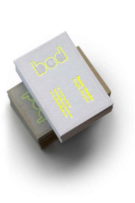 foil blocked business card designs  inspiration