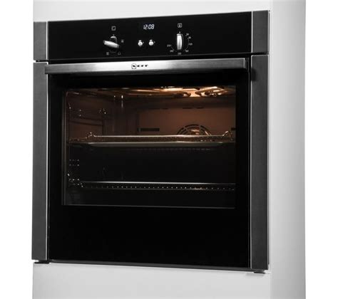 neff kitchen accessories buy neff b44s32n5gb slide hide electric oven stainless 1062