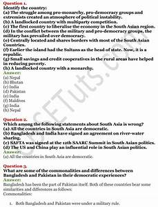 Ncert Solutions For Class 12 Political Science Chapter 5