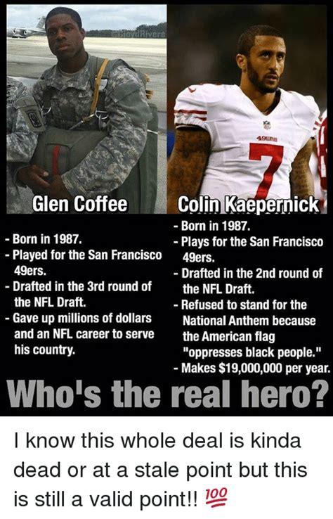 Colin Kaepernick Memes - funny american flag memes of 2017 on sizzle san francisco 49ers
