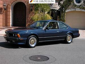1988 Bmw M6 - Information And Photos