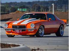 1971 Chevrolet CAMARO SS BigVictor Shannons Club
