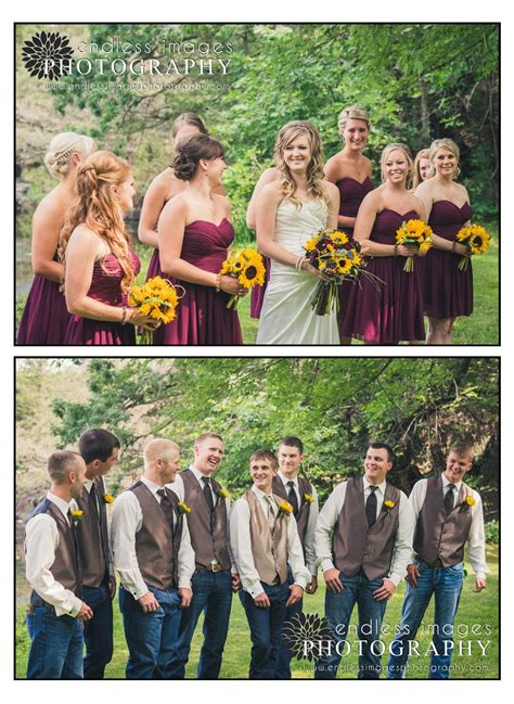 country wedding colors maroon and wedding colors country wedding