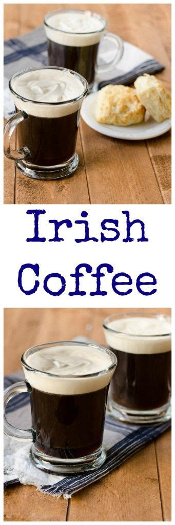 Taste it and adjust the ingredients to suit your taste. Irish Coffee with Bailey's Whipped Cream   Recipe   Coffee ...