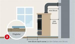 Kamin Bodenplatte Vorschrift : kaminofen anschlie en so geht es ~ Frokenaadalensverden.com Haus und Dekorationen