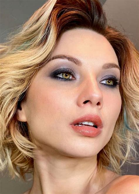 sexy colorful smokey eye makeup