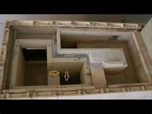 Kachelofen Selber Bauen : aufbau eines kachel grundofens house rocket stove ~ Watch28wear.com Haus und Dekorationen