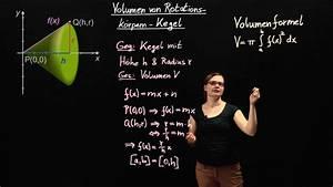 Rotationskörper Volumen Berechnen : volumen von rotationsk rpern kegelvolumen bungen arbeitsbl tter ~ Themetempest.com Abrechnung