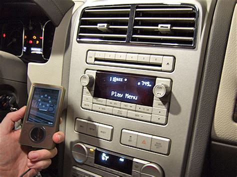 connect  ipod   ford sync car reboot