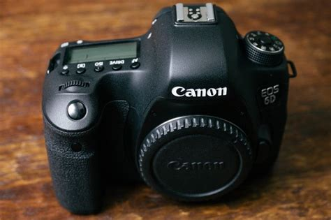 canon 6d silent shutter review canon 6d the phoblographer