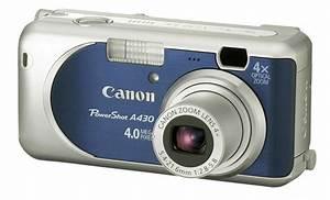 Canon Powershot A430 Manual  Free Download User Guide Pdf