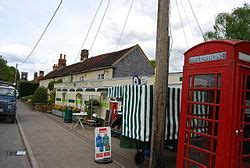 Barnes Green Post Office by Barns Green