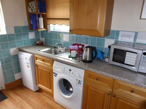 washing machine in kitchen design clean modern kitchen with washing machine handy 8907