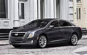 2017 Cadillac XTS - Ov...