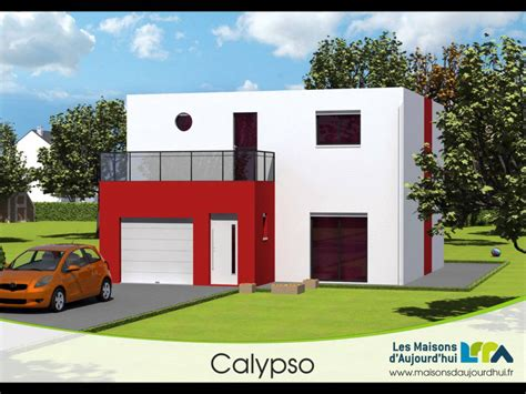 modele de maison moderne plan de maison contemporaine rt 2012 les maisons d aujourd