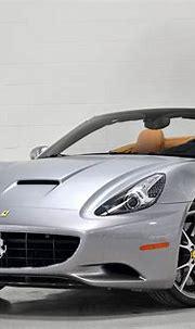 2012, Ferrari, California, Supercar Wallpapers HD ...