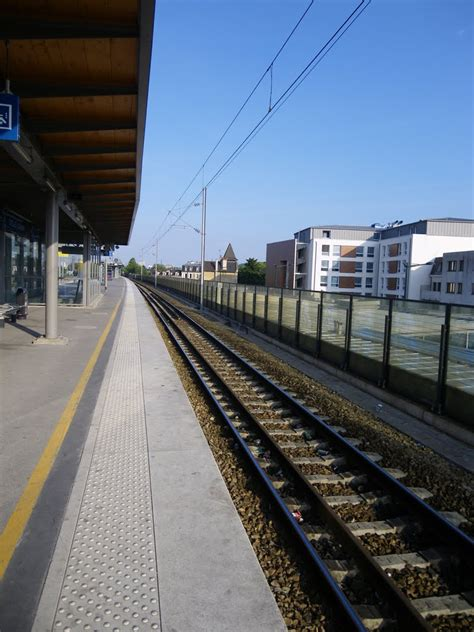 panoramio photo of gare de chelles gournay rer e