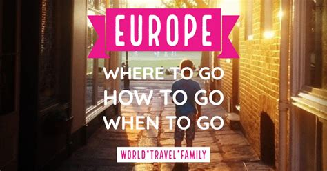 Cheap Travel In Europe