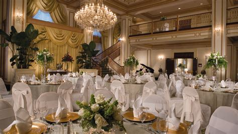 inn wedding packages wedding venues indianapolis omni severin hotel