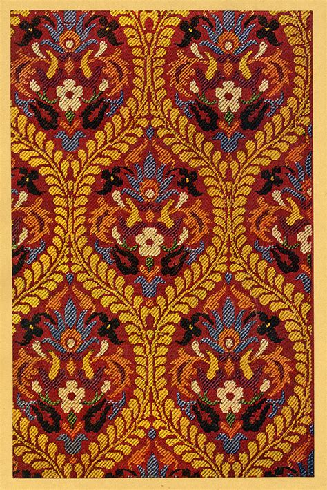 Beautiful Moroccan Textile Designs From Soieries
