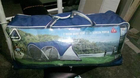 2 Room Tent With Porch by Greatland 7 8 Person 2 Room Dome Tent With Screen Porch On