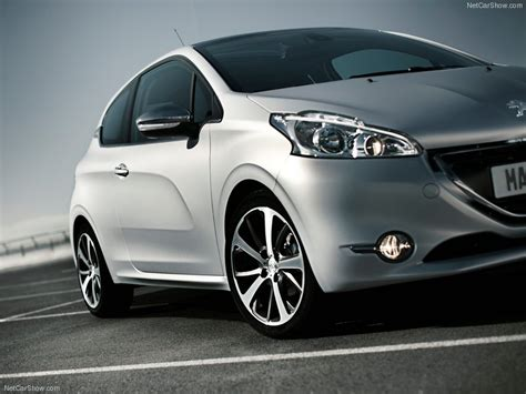 208 Hd Picture by Peugeot 208 Picture 85 Of 147 Partial Front My 2013