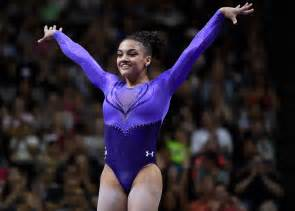 Young Latina Gymnast Laurie Hernandez Earns Spot On U S  Olympic Team