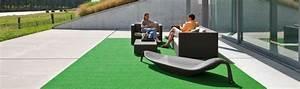 rasenteppich als alternative zum naturrasen With balkon teppich mit kork tapete hornbach