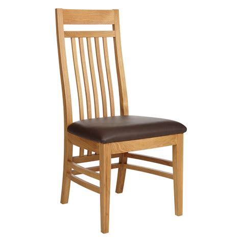 oak dining chairs lewis burford slatted dining chair at lewis 6448