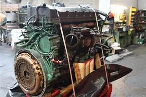 Volvo D13a Engine - Fm Series