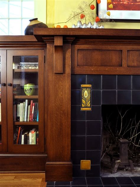 Craftsman Style Built In Bookcases by 63 Best Images About Library Built In Shelves On