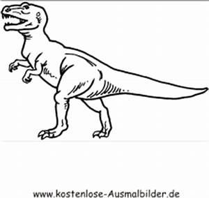 Ausmalbilder Dino 2 Tiere Zum Ausmalen Malvorlagen