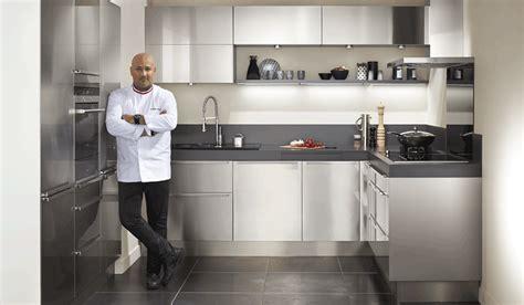 cuisine style bistro davaus modele de cuisine moderne lapeyre avec des idées intéressantes pour la conception