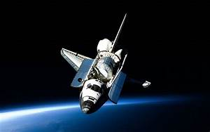 Space Shuttle In Space Wallpaper (page 2) - Pics about space