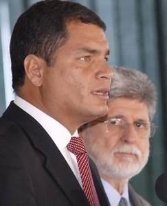 Latin America News: Ecuador President Rafael Correa 'Was ...