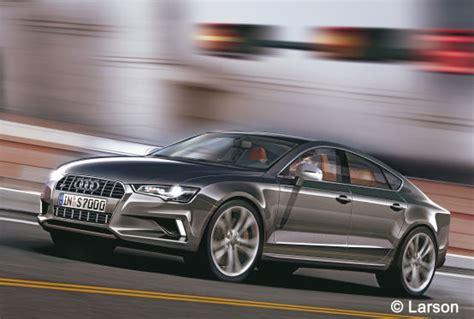 Audi S7 Top Speed by Audi S7 Sportback Rendering Top Speed