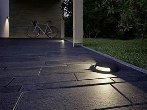 Terrassenbeleuchtung Boden Led : beleuchtungssystem plug shine led bodenaufbauleuchte 3 w warm wei paulmann 93919 anthrazit ~ Sanjose-hotels-ca.com Haus und Dekorationen